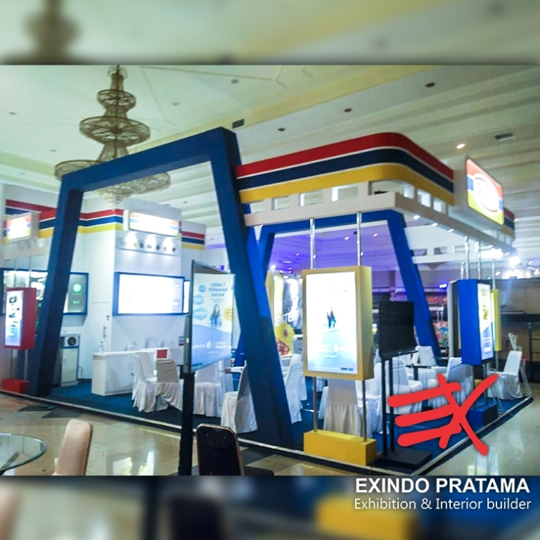 Stand/Booth Indomaret Bandung