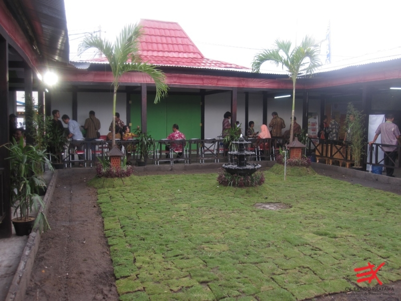 Anjungan Pameran Outdoor